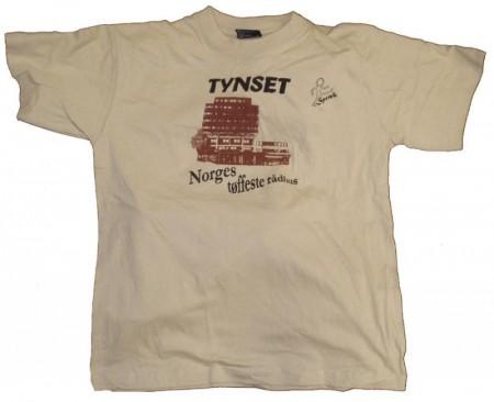 T-shirts og skjorter